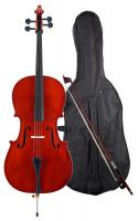 Classic Cantabile CP-100 Cello 4/4 SET avec sac + Archet