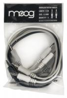Moog Mother Patch Cables 30 cm