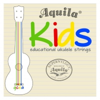 Aquila 138U Kids Multi Color Ukulele Saiten