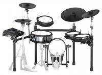 Roland TD-50K V-Drum Kit inkl. MDS-50K Drumrack - 1A Showroom Modell (Zustand: wie neu)