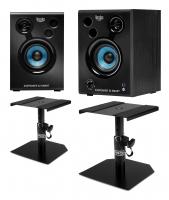 Hercules DJ Speaker 32 Smart Stativ Set