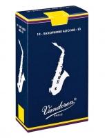 Vandoren Classic Blau Altsax Blätter (2,5) 10er Pack