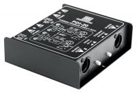 Pronomic PDI-20 passive Stereo-DI-Box