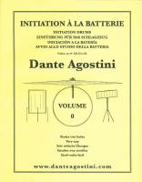 Initiation à la Batterie Volume 0