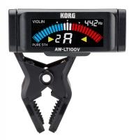 Korg AW-LT100V Clip-On Tuner