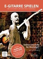 Michael Schwager, E-Gitarre spielen, E-Gitarrenschule + DVD und Playback-CD