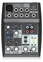 Behringer Xenyx 502 5-Kanal-Mixer