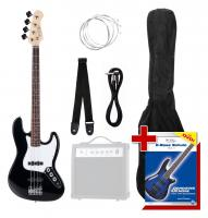 Rocktile Groover's Pack JB E-Bass Black - unvollständig!