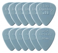 Dunlop Nylon Standard Picks 0,88 mm 12er Player's Pack