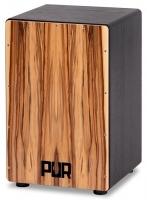 PUR Cajon PC1369 Vision SP Black Satin Nuss