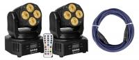 JB Systems Clubwash Mini Paar Set