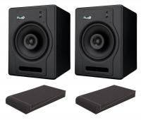 Fluid Audio FX8 Aktiv-Studiomonitor ISO Set