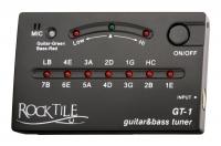 Rocktile GT-1 Stimmgerät für Gitarre/Bass - Retoure (Zustand: sehr gut)