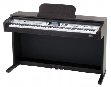 Classic Cantabile DP-300 Digitalpiano Rosenholz