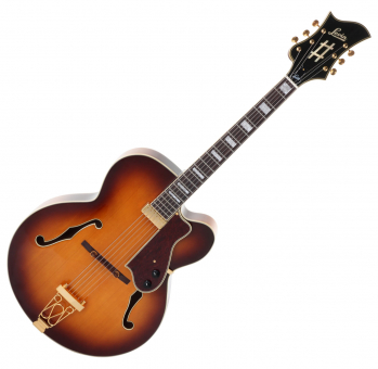 Levin Royal P VS Archtop Jazzgitarre