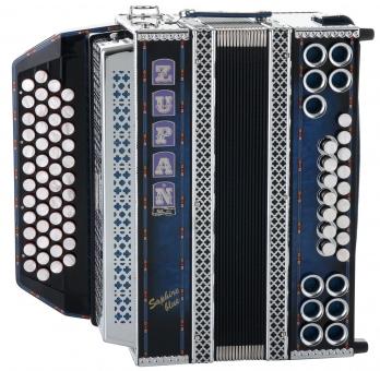 Zupan Saphire Blue IVD Harmonika G-C-F-B