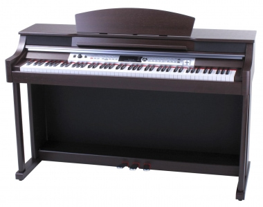 Classic Cantabile DP-60 Digitalpiano Rosenholz