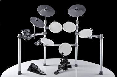 XDrum DD-516 E-Drum Set, weiß