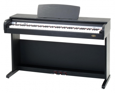 Classic Cantabile DP-40 Digitalpiano Schwarz Matt