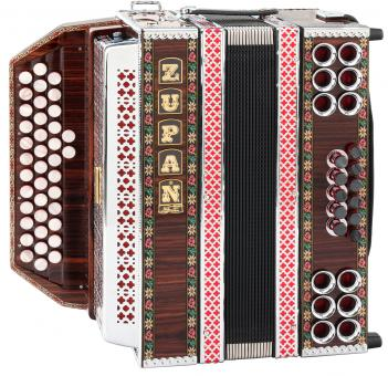 Zupan Alpe IIID Harmonika Palisander (G-C-F)