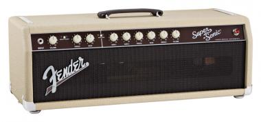 Fender Super-Sonic 60 Head Blonde