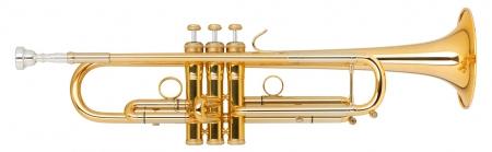 "Kühnl & Hoyer B-Trompete ""Topline"" Goldmessing"
