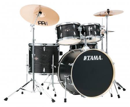 Tama IE52KH6W-BOW Imperialstar Drumkit Black Oak Wrap