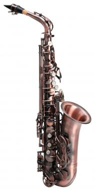 Classic Cantabile Winds AS-450 Antique Red Alto Saxophone