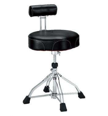 Tama HT741B 1st Chair Ergo-Rider mit Rückenlehne
