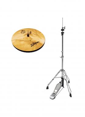 "Zildjian A Custom 14"" Master Hi-Hat + HiHat Maschine SET"