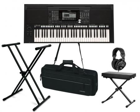 Yamaha PSR-S975 Keyboard Set Deluxe