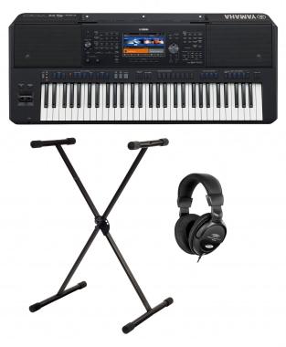 Yamaha PSR-SX700 Keyboard Set