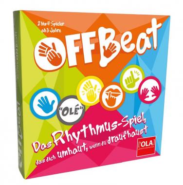 Baff OffBeat - Das Rhythmus-Spiel