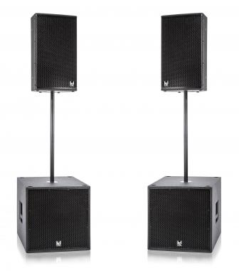 Harmonic Design hd MP12/P18-PA1