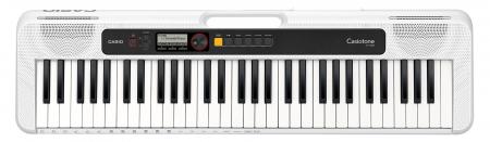 Casio CT-S200 WE Keyboard Weiß  - Retoure (Zustand: sehr gut)