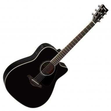 Yamaha FGX830C BL Westerngitarre