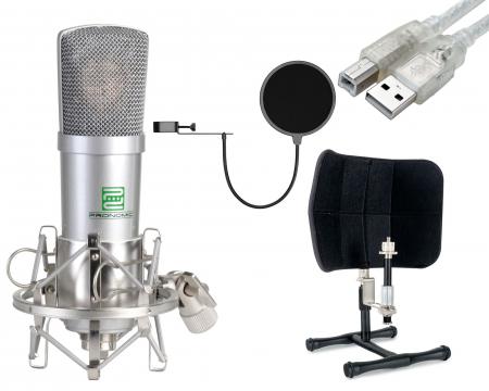 Pronomic USB-M 910 Desktop Podcast Bundle