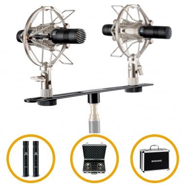 Pronomic SCM-1 Stereo Komplettset im Koffer