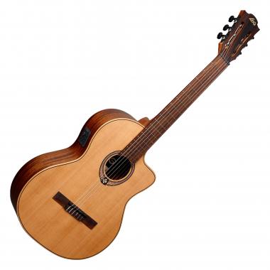 LAG OC170CE Occitania 170 4/4 Konzertgitarre