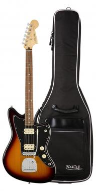 Fender Player Jazzmaster PF 3CS Gigbag Set