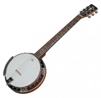 VGS Select Banjo 6-string  - Retoure (Verpackungsschaden)