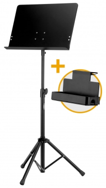 Classic Cantabile Orchestra Stand Deluxe Set incl. storage box