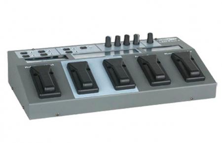 Showtec LED-Foot 4 DMX Foot Controller, Fußcontroller für LED  - Retoure (Zustand: sehr gut)