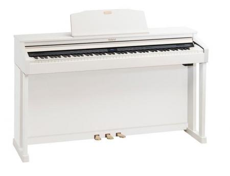Roland HP504-WH E-Piano Weiß Matt