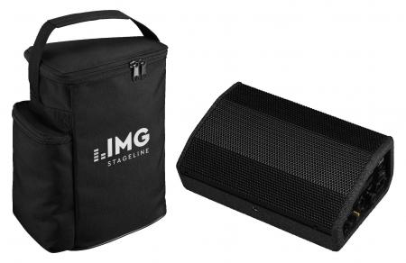IMG Stageline Flat-M100 Bühnenmonitor Set