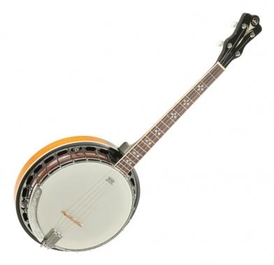Tennessee Premium Banjo, 4-Saitig