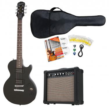 Epiphone Les Paul Special VE VWEB E-Gitarre Set