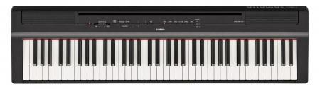 Yamaha P-121B Stage Piano - Schwarz