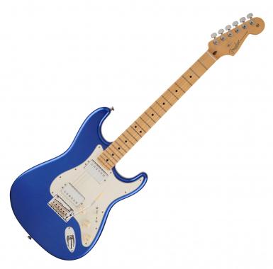 Fender American Standard Strat HH MN OBM  - Retoure (Zustand: sehr gut)