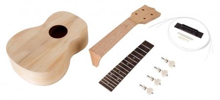 Kit DIY de Ukelele Soprano Classic Cantabile UC-210